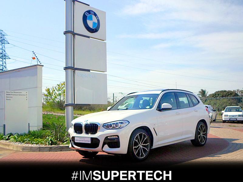 2020 BMW X3 xDRIVE 20d M-Sport G01 Kwazulu Natal Durban_0