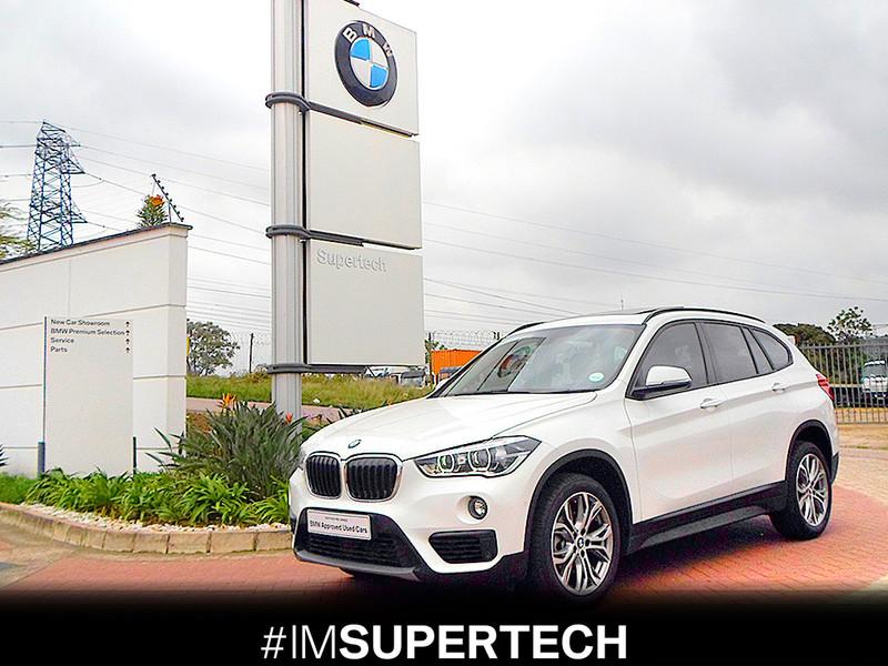 2019 BMW X1 sDRIVE18i Auto F48 Kwazulu Natal Durban_0