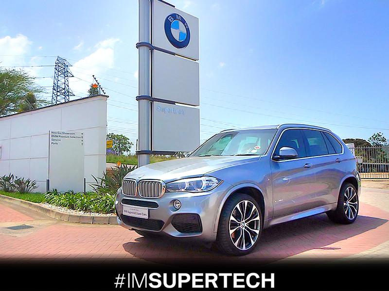2017 BMW X5 xDRIVE40d M-Sport Auto Kwazulu Natal Durban_0