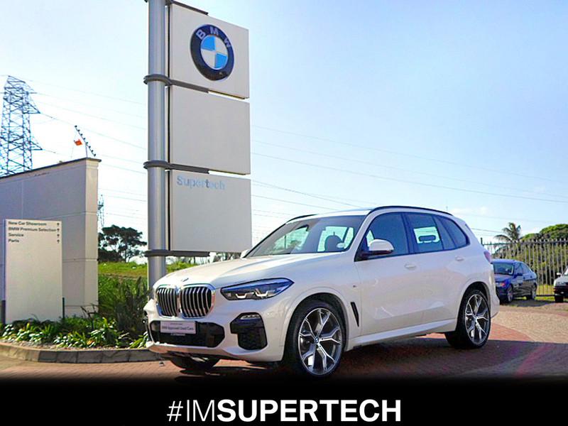 2020 BMW X5 xDRIVE30d M Sport Kwazulu Natal Durban_0