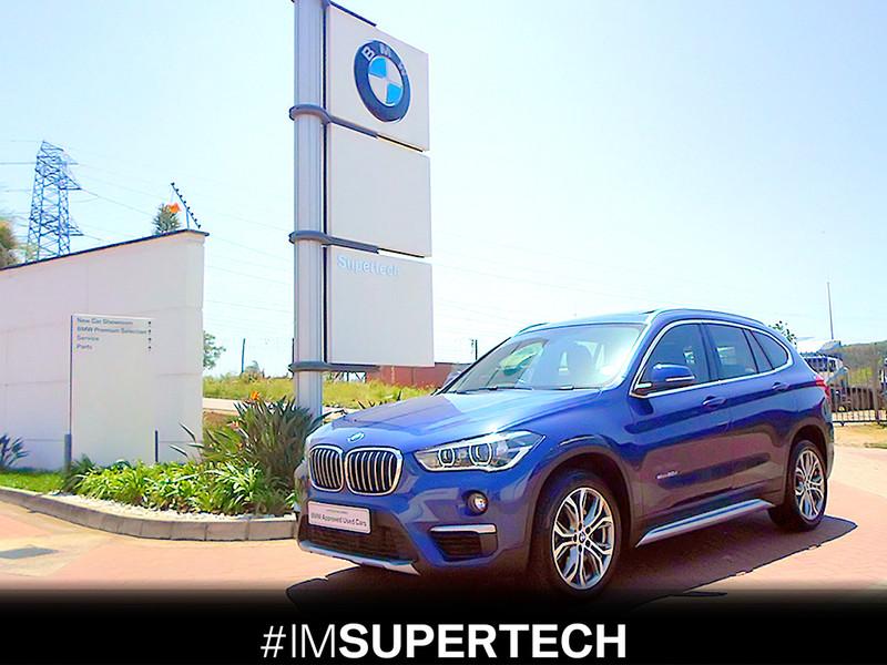 2016 BMW X1 sDRIVE20d xLINE Auto Kwazulu Natal Durban_0