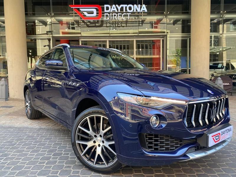 2017 Maserati Levante Diesel Gauteng Johannesburg_0
