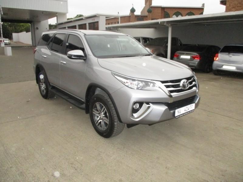 2020 Toyota Fortuner 2.4GD-6 4X4 Auto Kwazulu Natal Vryheid_0