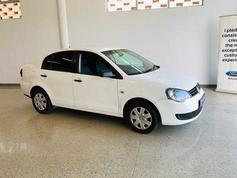 2013 Volkswagen Polo Vivo 1.6 Trendline Mpumalanga White River_0