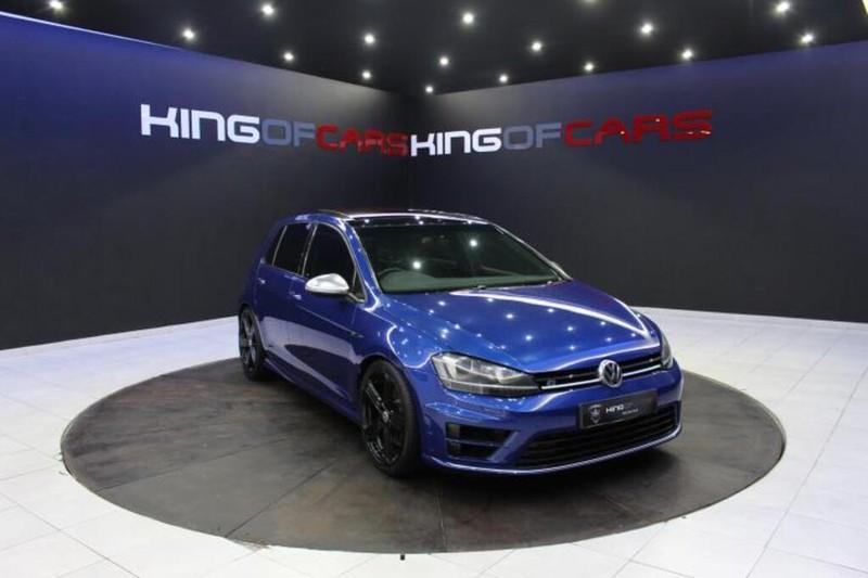 2015 Volkswagen Golf GOLF VII 2.0 TSI R DSG Gauteng Boksburg_0
