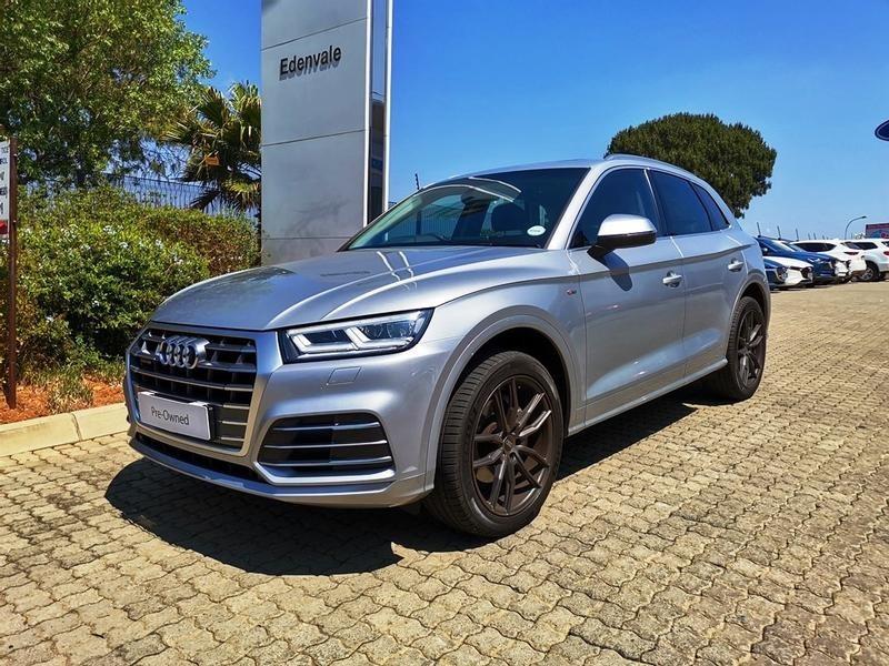 2019 Audi Q5 2.0 TDI Quattro Stronic Sport Gauteng Johannesburg_0