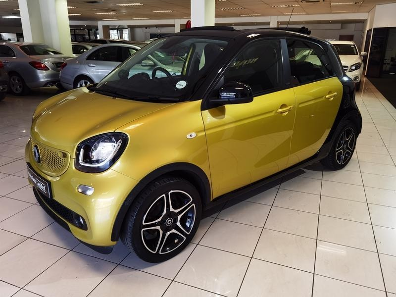 2016 Smart Forfour Passion Western Cape Cape Town_0