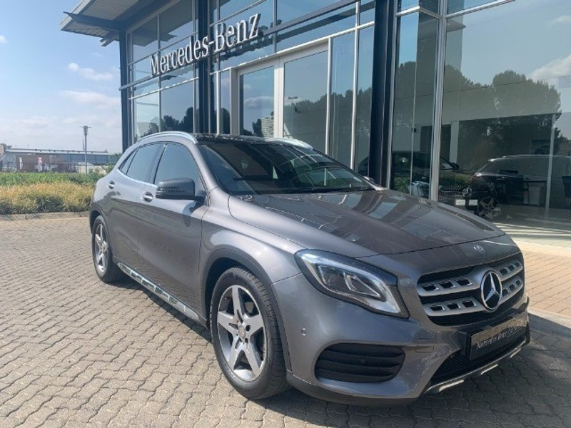 2017 Mercedes-Benz GLA-Class 200 Auto Free State Welkom_0