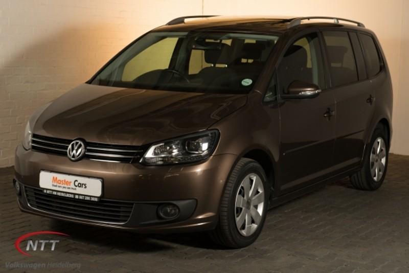 2017 Volkswagen Touran 1.6 TDI DSG Gauteng Heidelberg_0