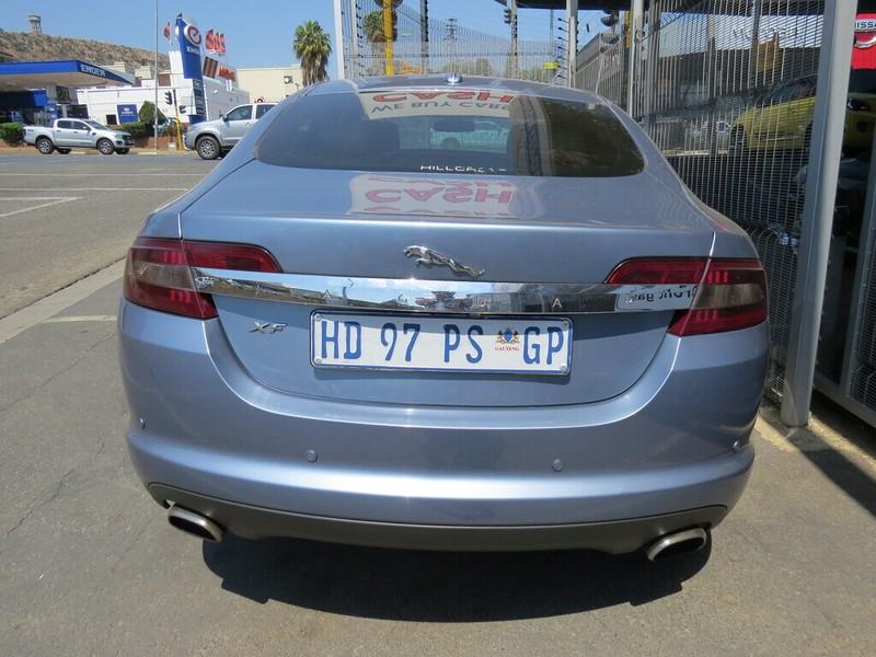 Used Jaguar XF 3.0 V6 Premium Luxury for sale in Gauteng