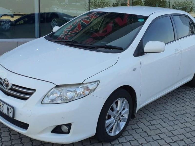 2010 Toyota Corolla 1.6 Advanced  Mpumalanga Nelspruit_0