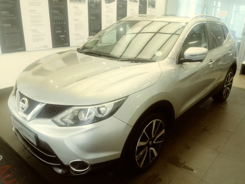 2016 Nissan Qashqai 1.6 dCi AcentaTechno CVT Kwazulu Natal Durban_0