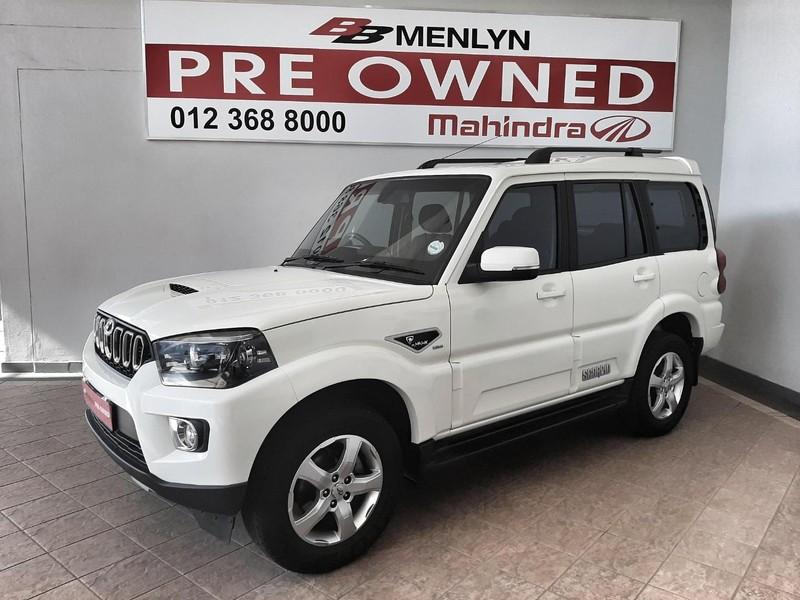 2018 Mahindra Scorpio 2.2TD 4X4 S11 Gauteng Menlyn_0