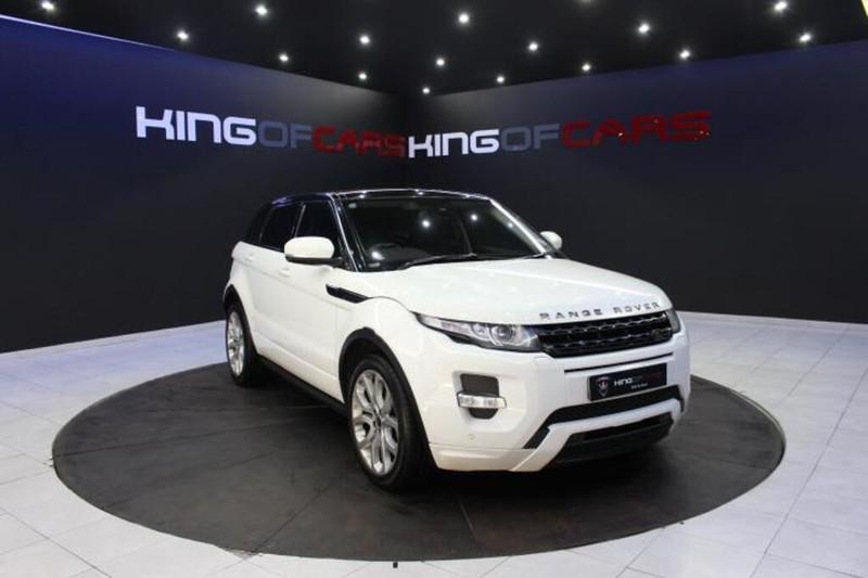 2014 Land Rover Evoque 2.2 Sd4 Dynamic  Gauteng Boksburg_0
