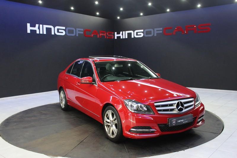 2013 Mercedes-Benz C-Class C200 Cdi Elegance At  Gauteng Boksburg_0