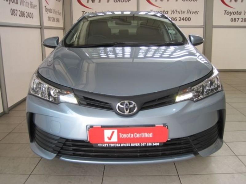 2020 Toyota Corolla Quest 1.8 Mpumalanga White River_0