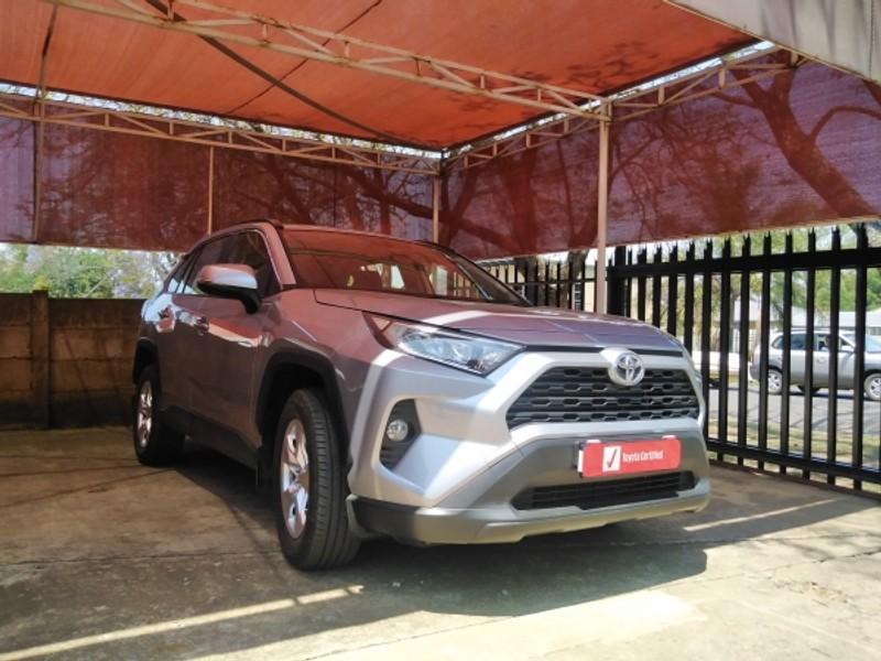 2020 Toyota Rav 4 2.0 GX CVT Kwazulu Natal Vryheid_0