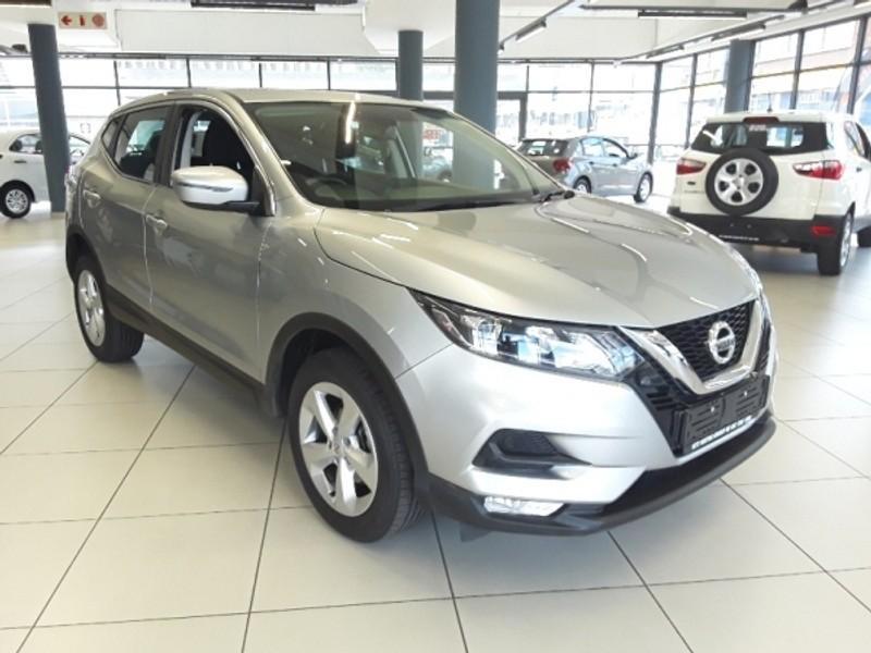 2019 Nissan Qashqai 1.2T Acenta CVT Free State Bloemfontein_0