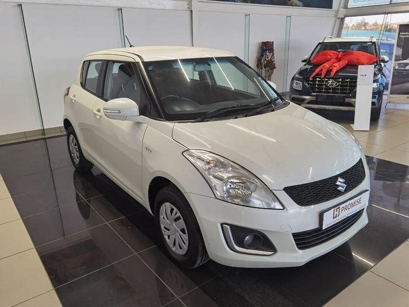 2015 Suzuki Swift 1.2 GL Gauteng Roodepoort_0