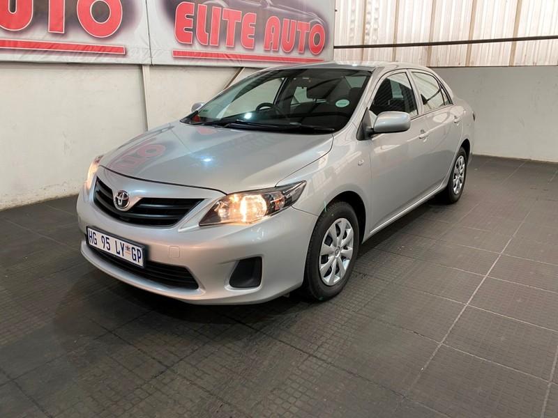 2016 Toyota Corolla Quest 1.6 Plus Gauteng Vereeniging_0