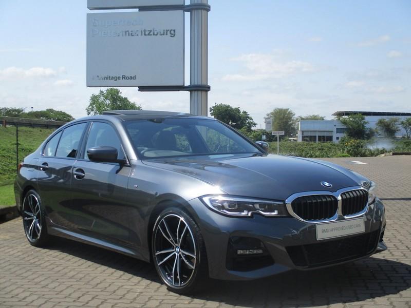 2020 BMW 3 Series 320i M Sport Auto G20 Kwazulu Natal Pietermaritzburg_0