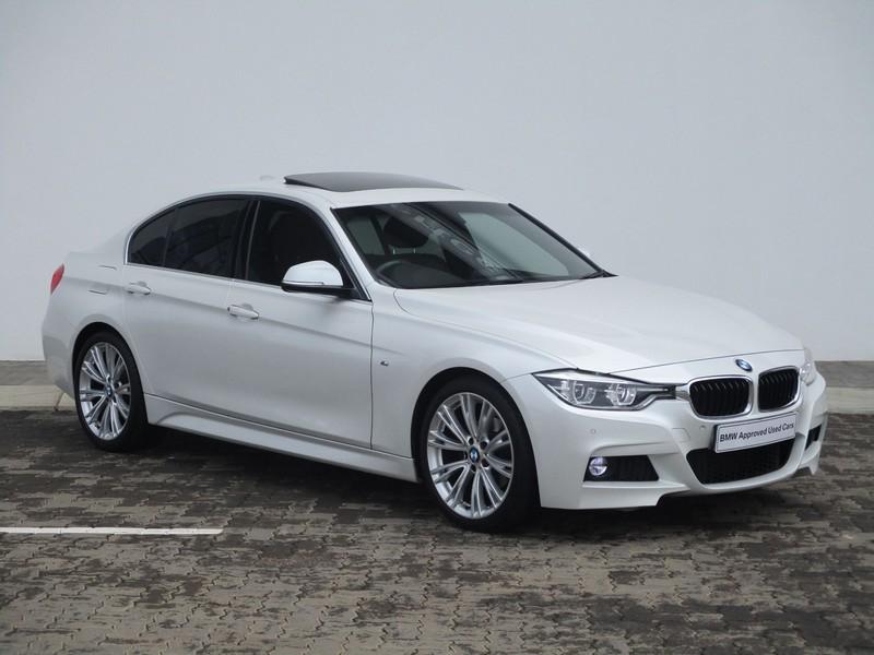 2016 BMW 3 Series BMW 3 Series 320i Sports-Auto Kwazulu Natal Pinetown_0