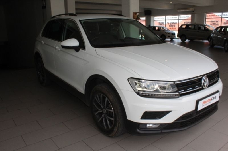 2019 Volkswagen Tiguan 2.0 TDI Comfortline 4Mot DSG Eastern Cape East London_0