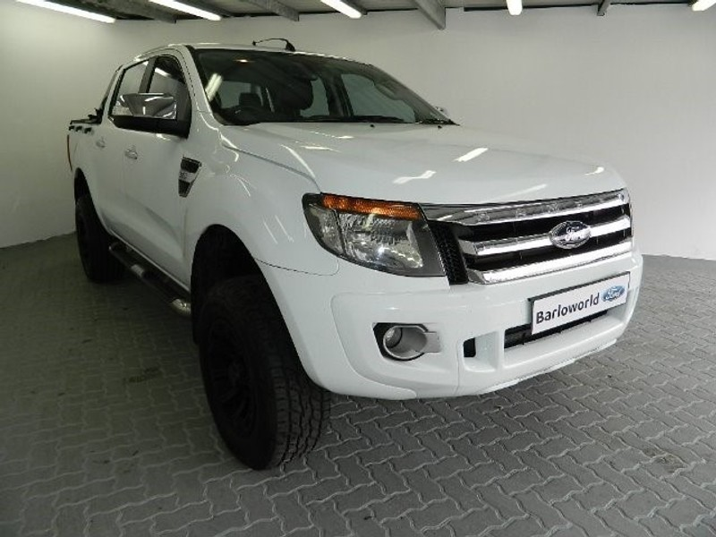 2014 Ford Ranger 3.2tdci Xlt At  Pu Dc  Western Cape Cape Town_0