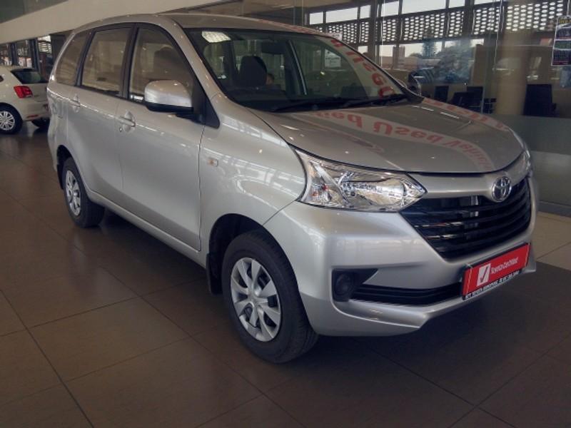 2020 Toyota Avanza 1.3 SX Limpopo Mokopane_0