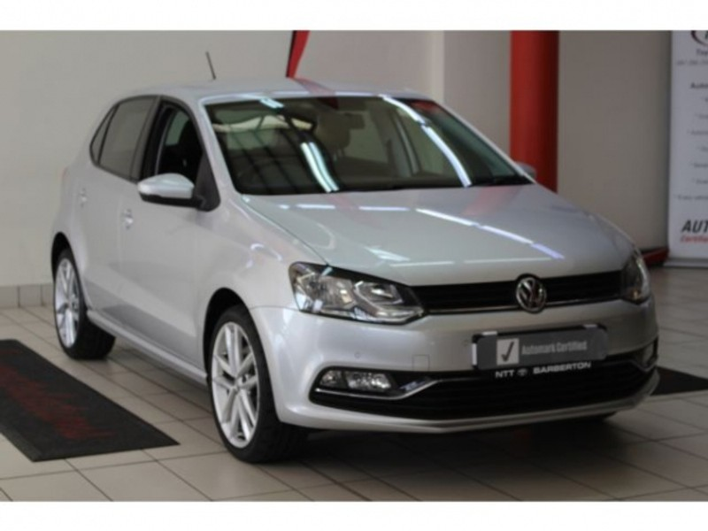 2017 Volkswagen Polo 1.2 TSI Highline DSG 81KW Mpumalanga Barberton_0