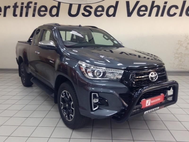 2020 Toyota Hilux 2.8 GD-6 RB Raider 4X4 Auto PU ECAB Limpopo Tzaneen_0