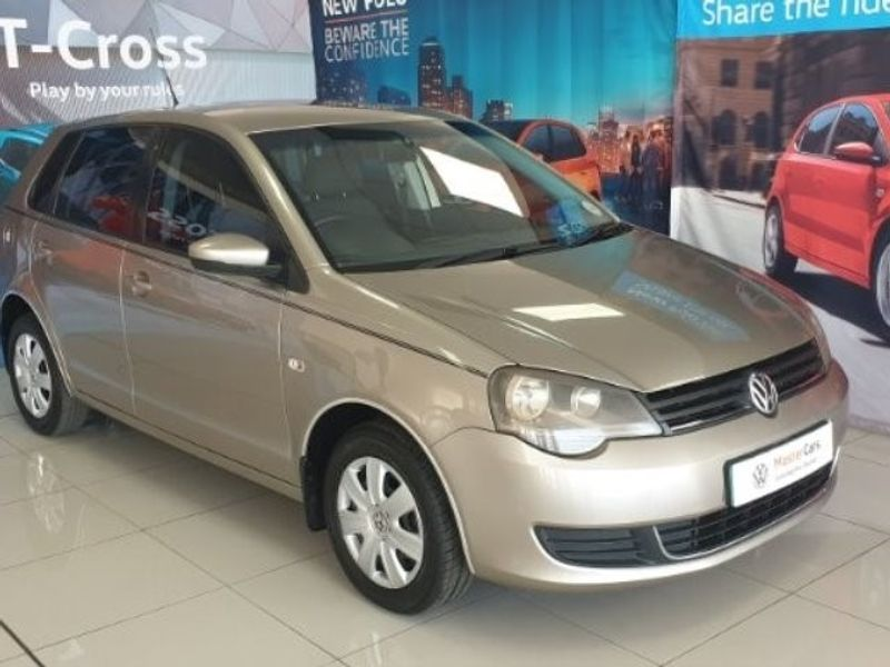 2015 Volkswagen Polo Vivo GP 1.4 Trendline 5-Door Northern Cape Kuruman_0