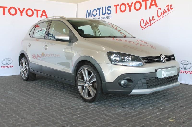 2012 Volkswagen Polo 1.6 Cross 5dr  Western Cape Brackenfell_0