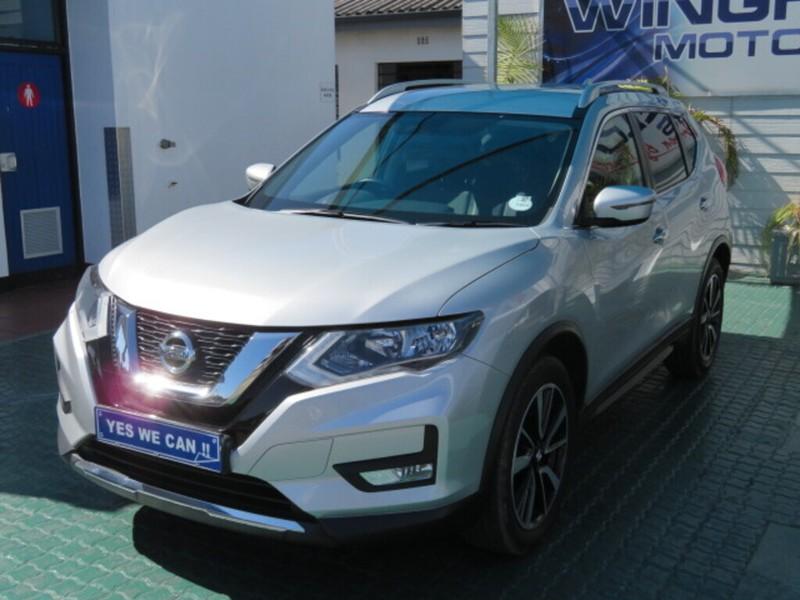 2019 Nissan X-Trail 2.5 Acenta PLUS 4X4 CVT 7S Western Cape Cape Town_0