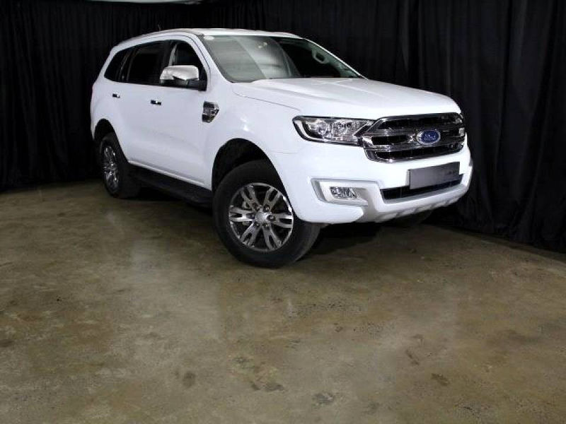 2020 Ford Everest 3.2 TDCi XLT 4X4 Auto Gauteng Centurion_0
