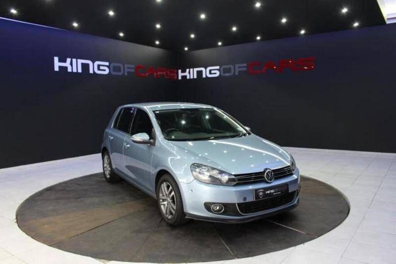 2010 Volkswagen Golf Vi 1.6 Tdi Comfortline Dsg  Gauteng Boksburg_0