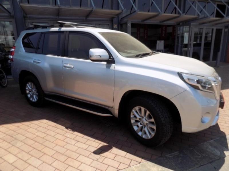 2017 Toyota Prado VX 3.0 TDi Auto Gauteng Sandton_0