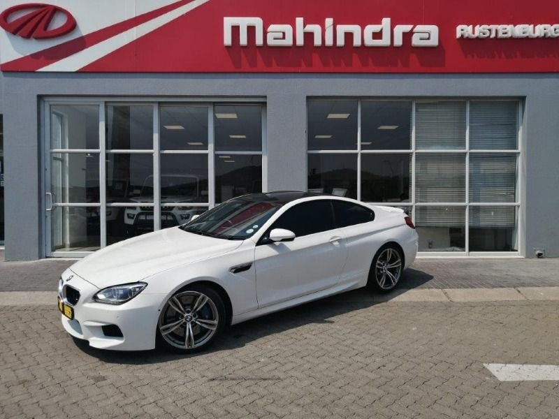 2014 BMW M6 M6 Gran Coupe M-DCT North West Province Rustenburg_0
