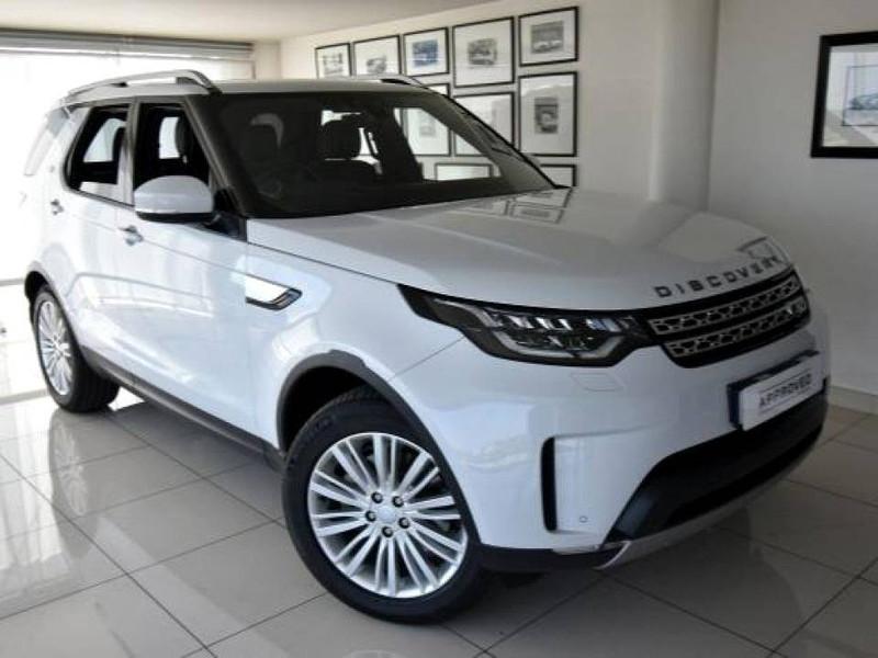 2017 Land Rover Discovery 3.0 TD6 HSE Gauteng Centurion_0