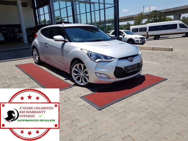 2015 Hyundai Veloster 1.6 GDI Executive DCT Gauteng Midrand_0