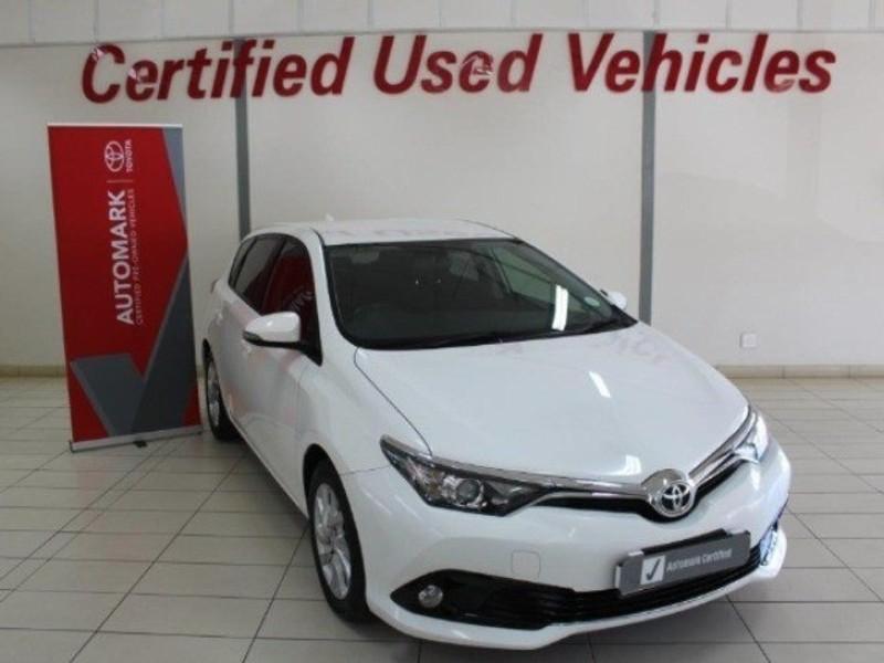 2016 Toyota Auris 1.6 XS Western Cape Stellenbosch_0