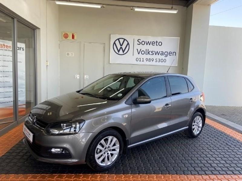 2018 Volkswagen Polo Vivo 1.4 Comfortline 5-Door Gauteng Soweto_0