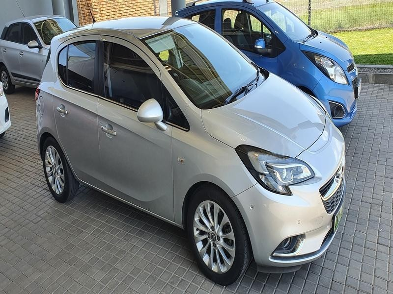 2015 Opel Corsa 1.0T Cosmo 5-Door North West Province Rustenburg_0