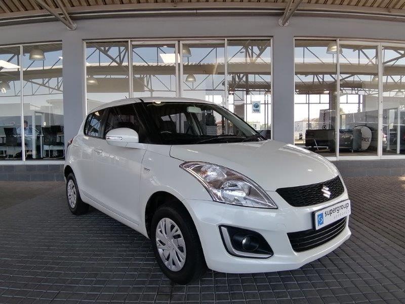 2016 Suzuki Swift 1.2 GL Gauteng Johannesburg_0