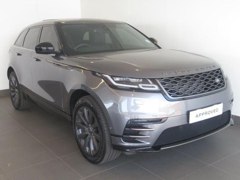 2019 Land Rover Velar 2.0D HSE 177KW Gauteng Johannesburg_0