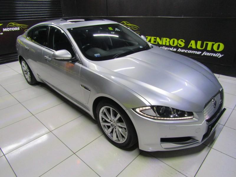 2012 Jaguar XF 2.2 D Premium Luxury -R4600 PM Gauteng Boksburg_0