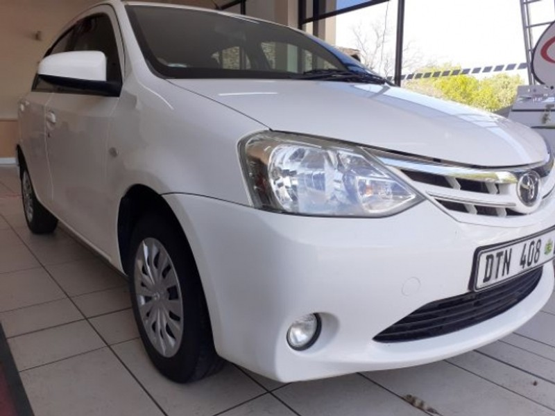 2016 Toyota Etios 1.5 Xs 5dr  Limpopo Hoedspruit_0
