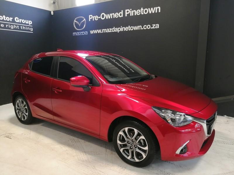 2020 Mazda 2 1.5DE Hazumi Auto 5-Door Kwazulu Natal Pinetown_0