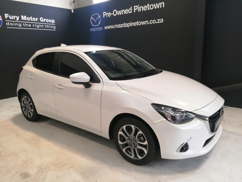 2020 Mazda 2 1.5 Individual Plus Auto 5-Door Kwazulu Natal Pinetown_0