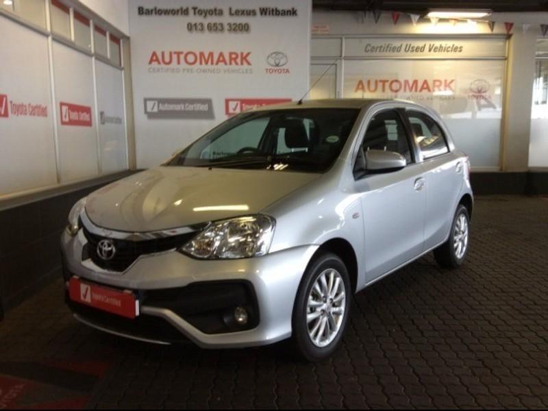 2020 Toyota Etios 1.5 Xs 5dr  Mpumalanga Witbank_0